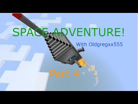 SPACE ADVENTURE PART 4 - WHERE'S JUSTIN??? (Big Dig Mod Pack)