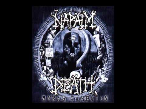Napalm Death - Rabid Wolves For Christ