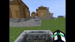 Minecraft | Teleport Vagon
