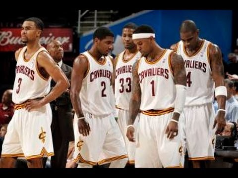 Cleveland Cavaliers Top 10 Plays of the 2012 Season