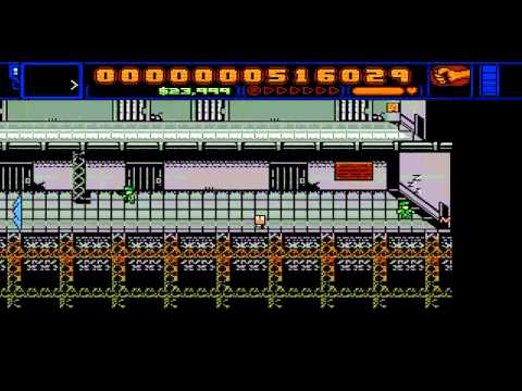 Retro City Rampage PC 1080P HD Playthrough - PT. 17