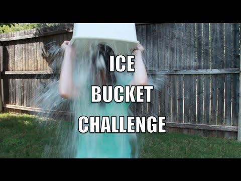 Overly Attached Ice Bucket Challenge