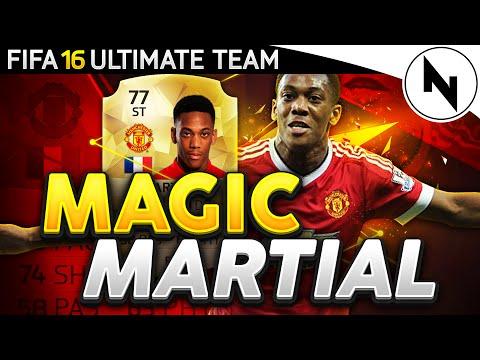 MAGIC MARTIAL! - FIFA 16 Ultimate Team
