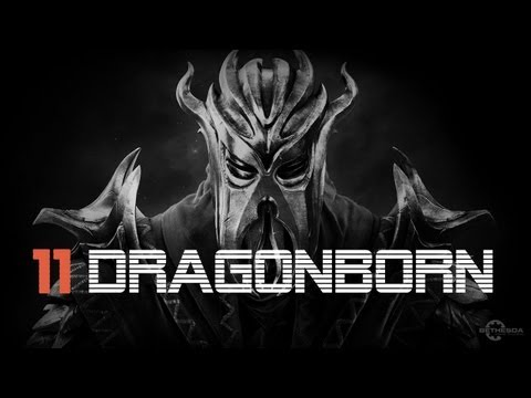 Let's Play Skyrim Dragonborn German - SCHLOSSKNACKBUG - Part 11