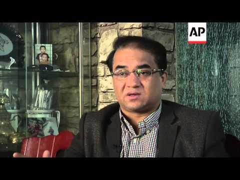 Uighur scholar comments on Tiananmen attack, arrests of 5 suspects; vox pops