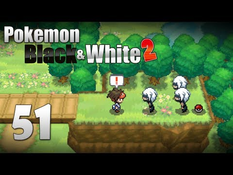 Pokémon Black & White 2 - Episode 51