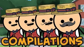 Cyanide & Happiness Compilations - Barbershop Quartet Day