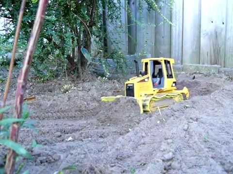 RC Bruder  CAT  D5