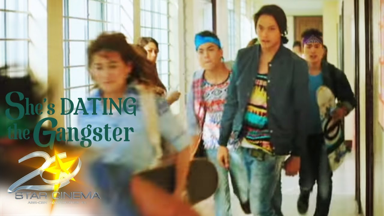 Shes dating the gangster showing date