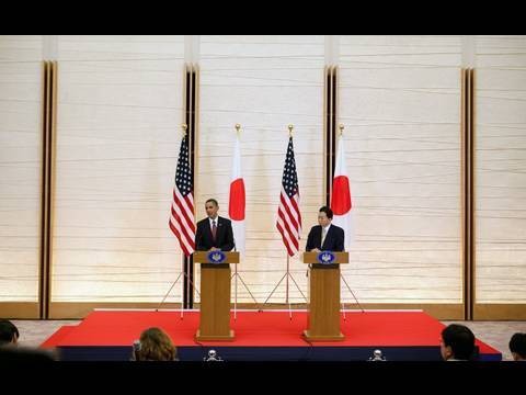 President Obama Meets with Japanese Prime Minister Hatoyama