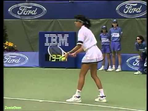 Monica Seles vs Gabriela Sabatini 1993 AO Highlights