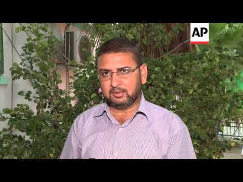 Hamas reax as Israel resumes air strikes after rocket launches