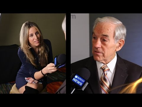 Ron Paul: Fed's Yellen Dangerous For The Economy