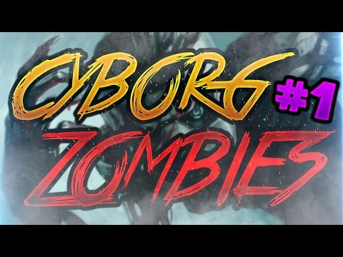 Call of Duty Online: Cyborg Zombies!