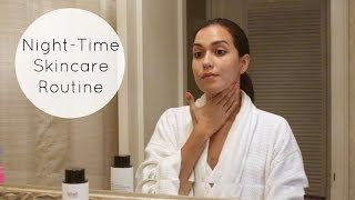 Night Time Skincare Routine for Hormonal Acne-Prone Skin