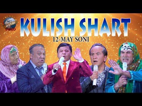 Obid Asomov, Mirzabek Xolmedov, Valijon Shamsiyev, Jaquchi guruhi - KULISH SHART 12 may 2018