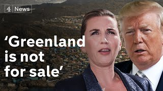 Trump cancels Denmark trip as Greenland says it's not for sale