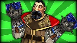 Башни-убийцы в TD Warcraft 3