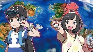 Pokemon Sun Moon Gameplay | iOS Android Game