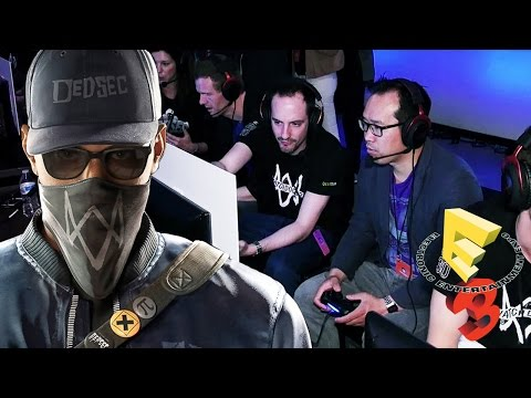 E3 2016 - On a testé WATCH DOGS 2, voici nos impressions !
