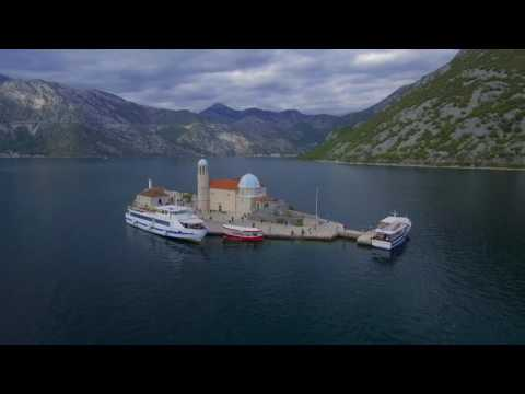 Montenegro by Drone