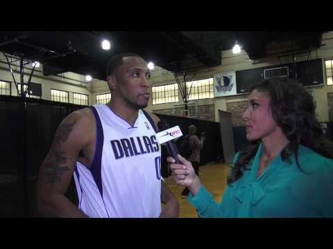 Dallas Mavericks Media Day 2012/Shawn Marion