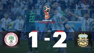Highlights Nigeria vs. Argentina  #TyCSportsMundial