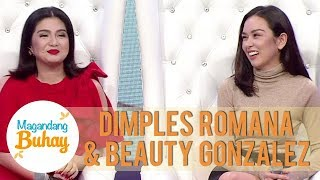 Dimples and Beauty share the effect of Daniela & Romina Mondragon on their families| Magandang Buhay