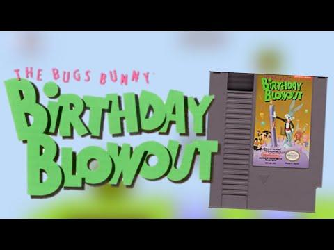 Bugs Bunny's Birthday Blowout - Kaptain Klassic