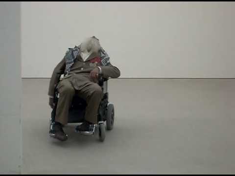 Old Persons Home (2007) by Sun Yuan and Peng Yu