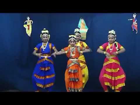 Bharatanatyam summer dance camp at Meerut Seva Samaj