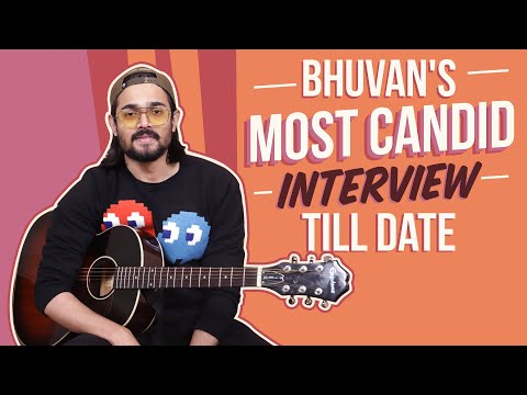 Download  BB Ki Vines star Bhuvan Bam on Ajnabee, acting debut, heartbreak & performing at NBA Gratis, download lagu terbaru