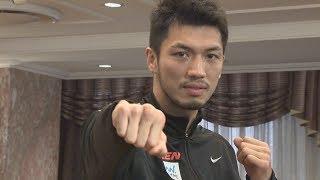 ボクシング、村田「倒して勝つ」