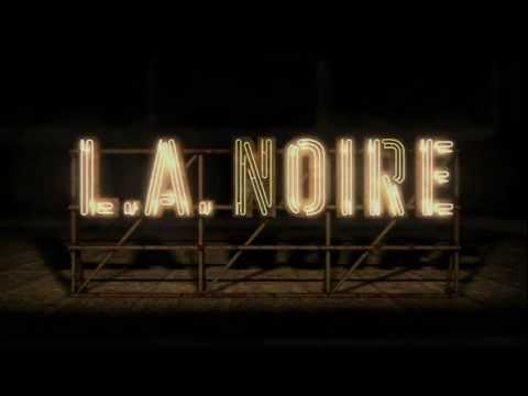 L.A. Noire Walkthrough Part 1: Intro and