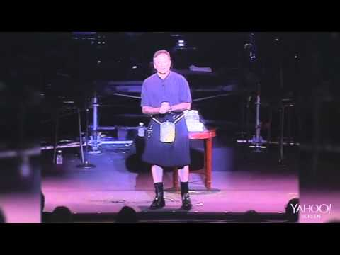 Rare Performance Robin Williams Stand-up
