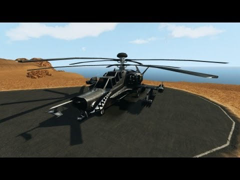 KA-50 Black Shark Modified