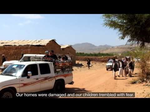 Yemen: Vital food aid delivered across front lines