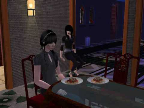 cannibals sims 2 horror movie youtube