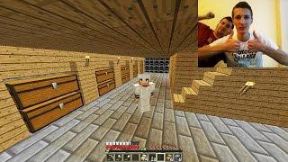 Minecraft prezivljavanje (Balkan gameplay) #13 - Edo pravi podrum znači Bože