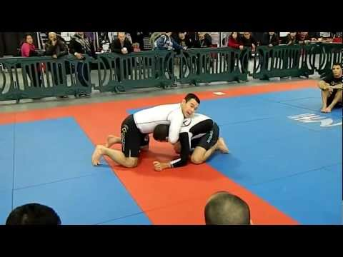 Marcelo Garcia Seminar 2011 - Guillotine from North South position