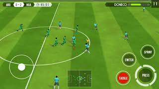 26th June Nigeria Vs Argentina Fifa World Cup 2018 Real Football 2019 Gameloft aNdroid IOS Gameplay