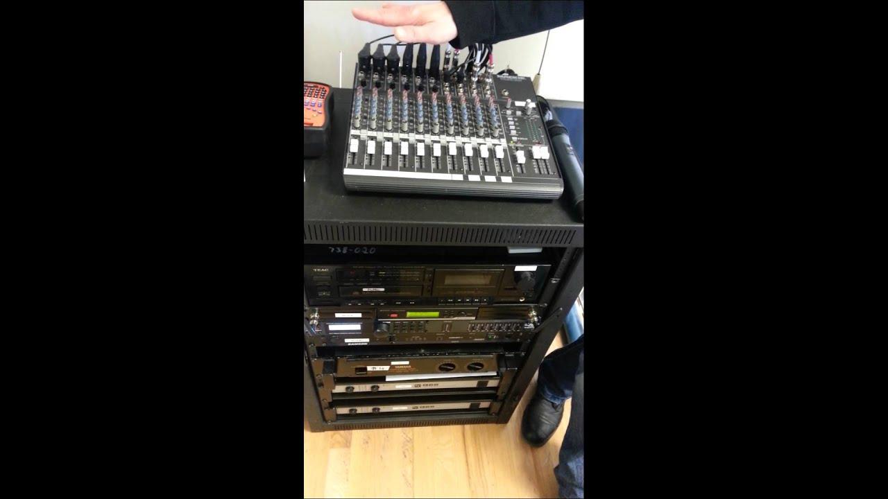 Audio Setup Audio System Setup Part 1