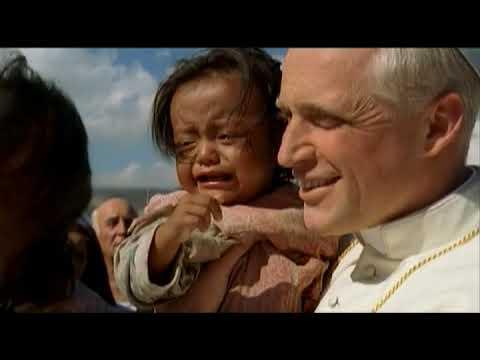 Karol el Papa el Hombre