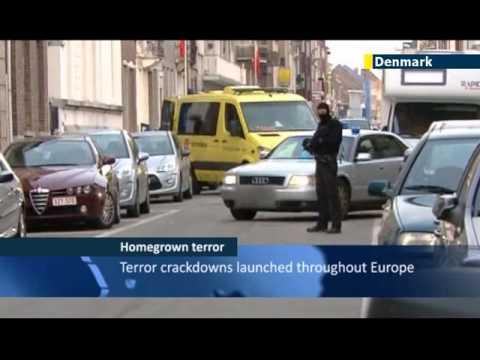 Danish Muslims Fighting in Syria Jihad: EU governments face terror threat from returning jihadis