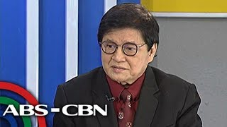 Bandila: Manila Bay rehab may take years to complete, expert says