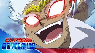 Episode 50 - Beyblade Metal Fusion|FULL EPISODE|CARTOON POWER UP