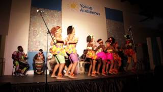 Craig African Dance and Drum Winter Spotlight 2012