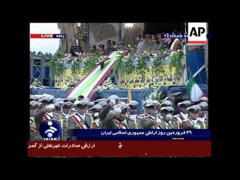 Military parade, president, headlines, reax to Russia meeting
