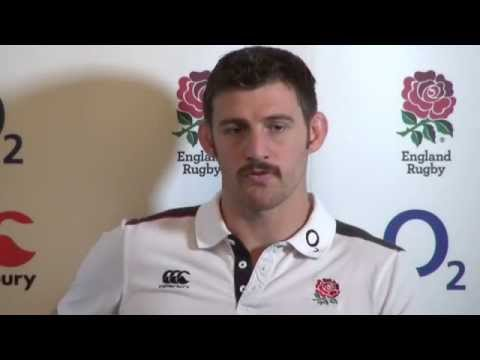Watch: Tom Wood determined to see England finish on a high