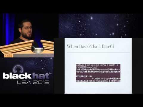 Black Hat 2013 - Exploiting Network Surveillance Cameras Like a Hollywood Hacker
